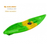 Каяк Колибри OnWave-300 Green-Yellow
